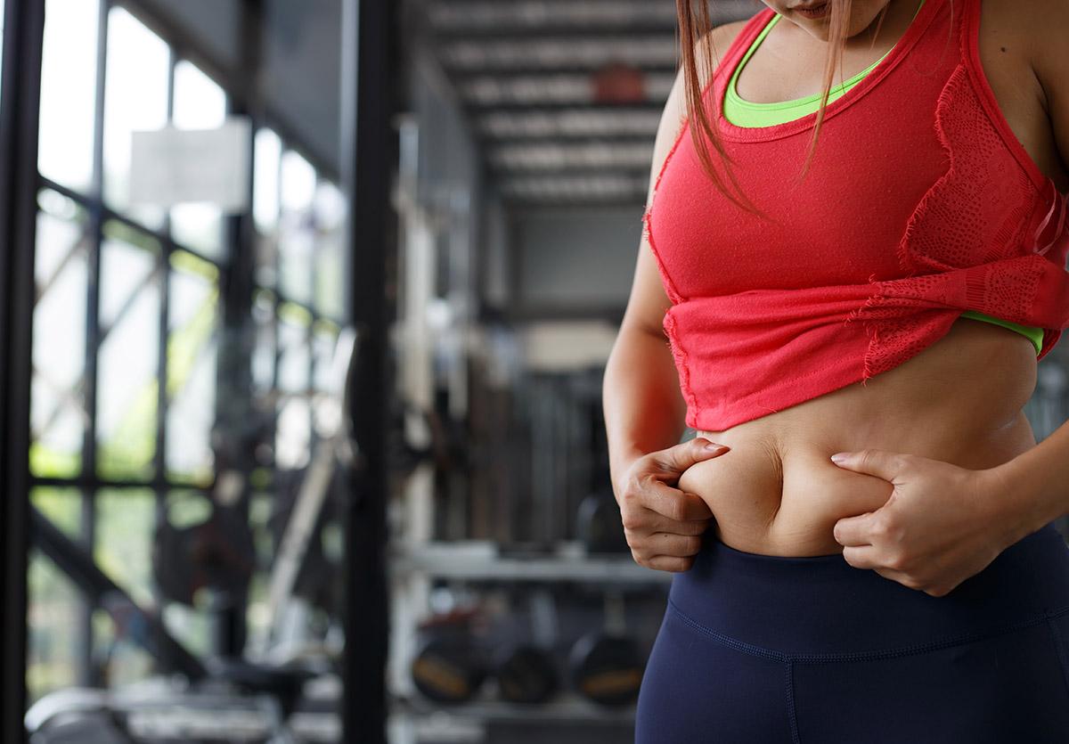 cum să elimini grăsimea suplimentară din corp